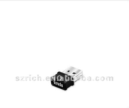 TENDA 150Mbps Wireless N Pico USB Adapter W311MI
