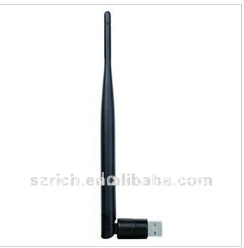 DWA-12711n D-Link rotatable external antenna 150M rate USB wireless network card