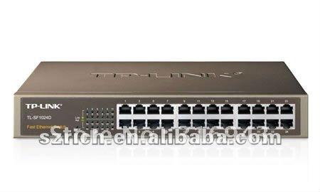 24-Port 10/100Mbps Switch TL-SF1024D
