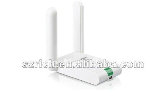 High gain 11N wireless USB network TP-LINK TL-WN822N supports English