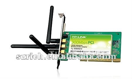 300Mbps Wireless N PCI Adapter TL-WN951N