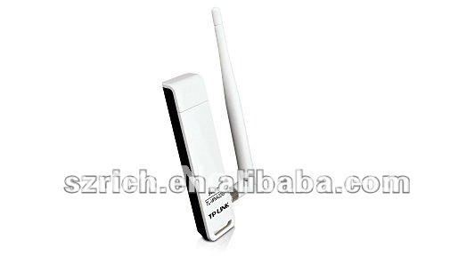 High gain 54M wireless USB net calorieTP-LINK TL-WN422G +