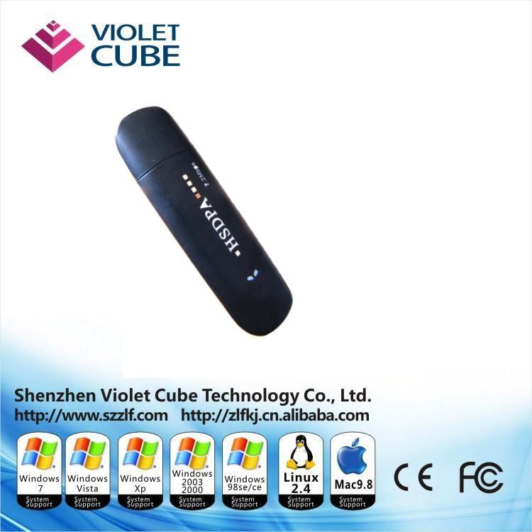 Wireless 3G USB HSDPA Modem With Qualcomm MSM 6280 Chipset
