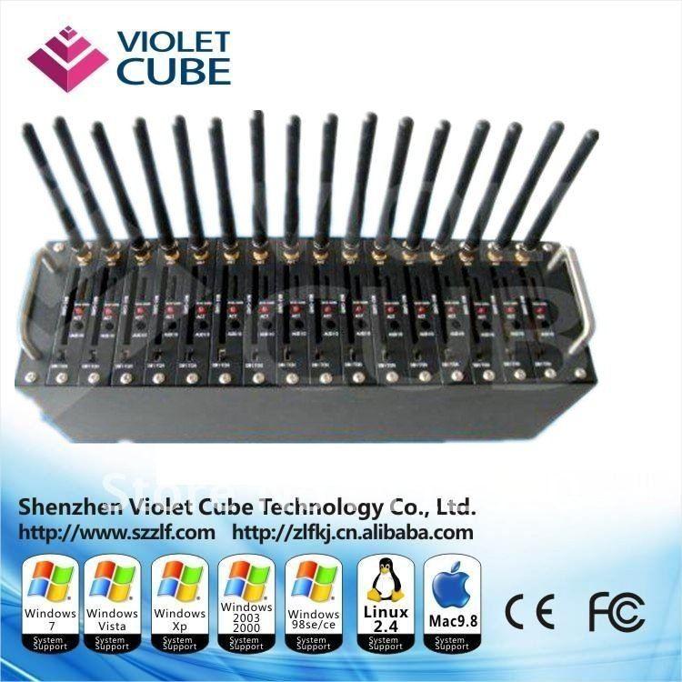 16 port modem pool q2303