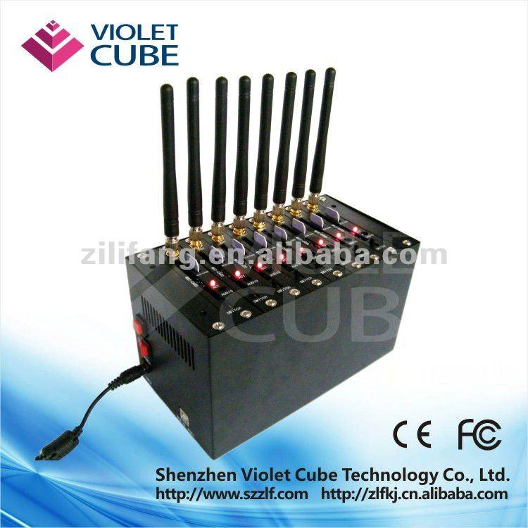 SMS GSM modem sms modem 16 port modem pool Q2406 ZLF01