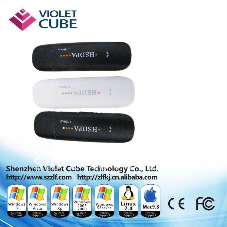 3G USB Wireless Modem can use any sim card