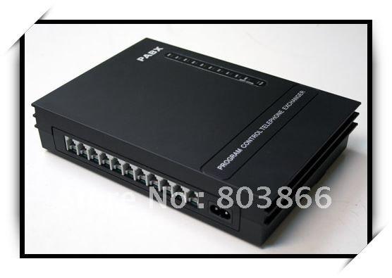 Analog PBX  telephone switch SYSTEM 3 x 8 lines - SV308 for SOHO use