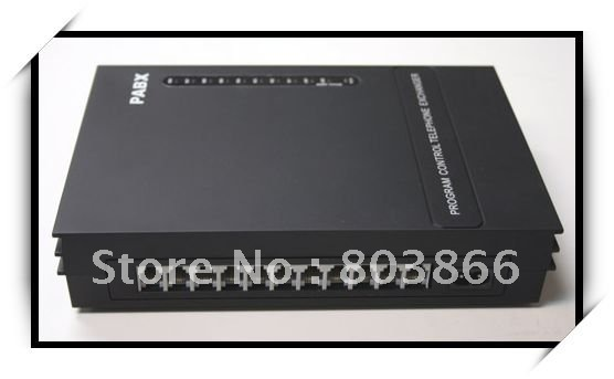 Hot  Sell - SOHO Telephone PABX SV308 (3 incoming lines +  8 extensions )