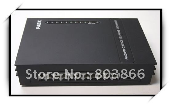HOT Telephone exchange / MINI PBX system 3 x 8 lines for small office