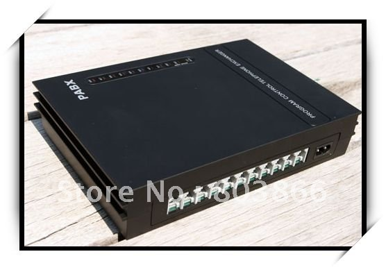 Analog PBX phone switch SYSTEM 3CO lines X 8Ext. for Small offices