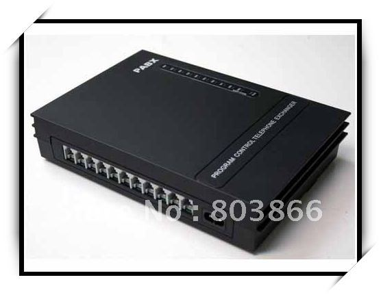 Factory VinTelecom SV308 (3Lines+8ext.) Telephone PBX system for SOHO Oiffcice system