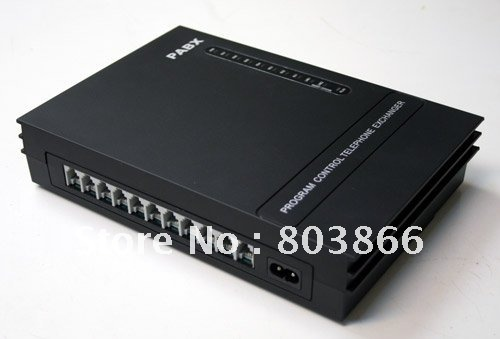 Hot sell-SOHO-PBX Model  SV308(3 CO Lines x 8 Extensions) - for promotion sale