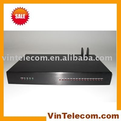How to buy pabx from China manufacturer - GSM Wireless PBX / PABX / SOHO PBX - 2GSM Line+1PSTN line+8ext. output